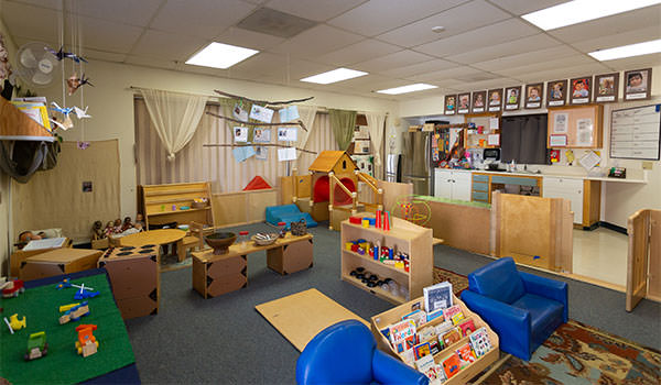 asi children's center room two play area