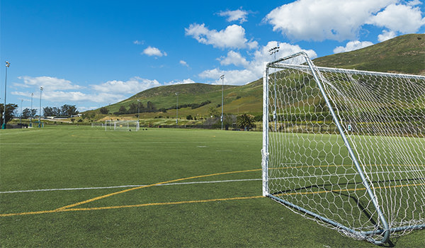 field at the cal poly sports complex
