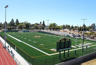 Doerr Family Field at Cal Poly