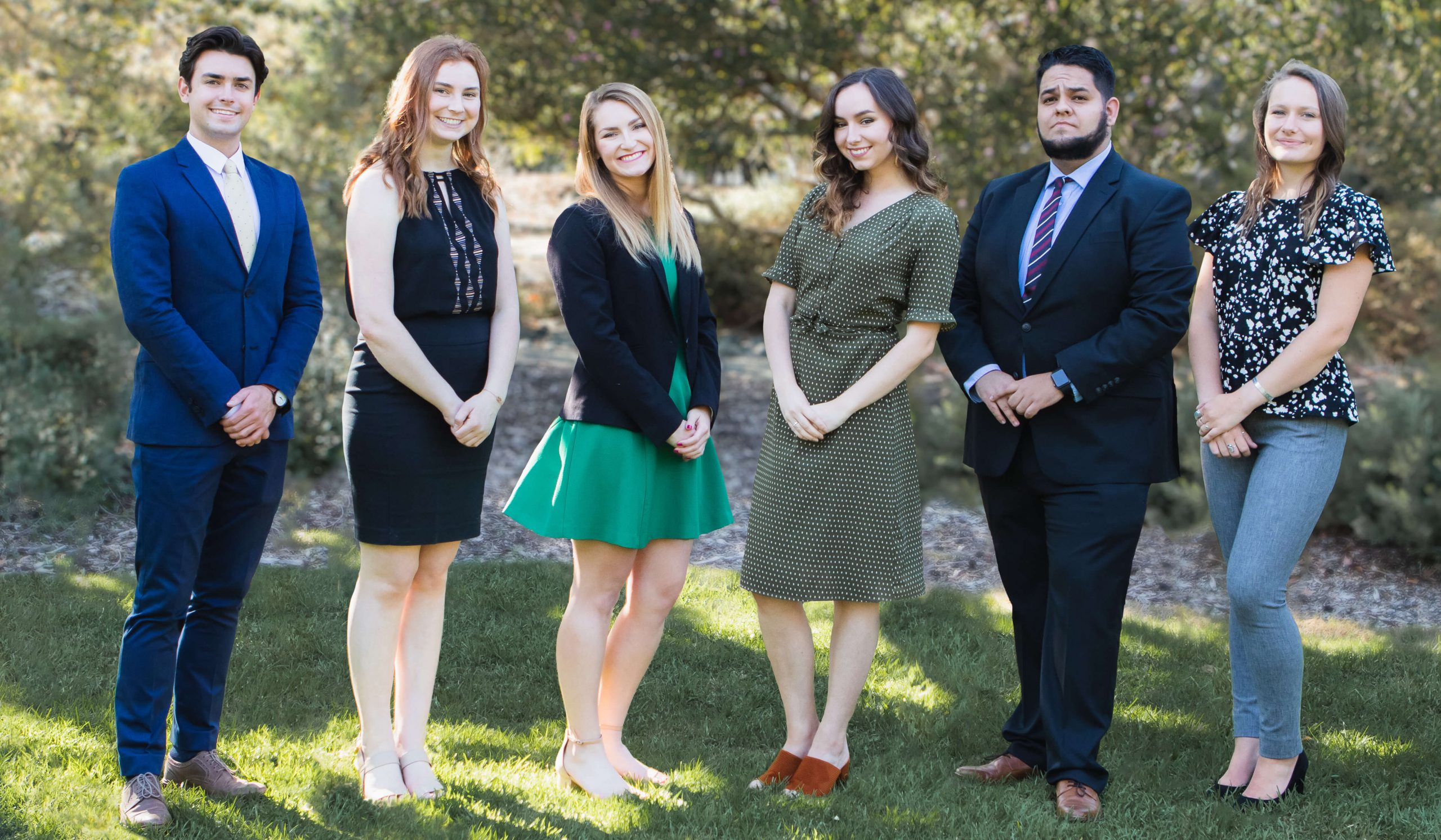 Student Government Leadership Team